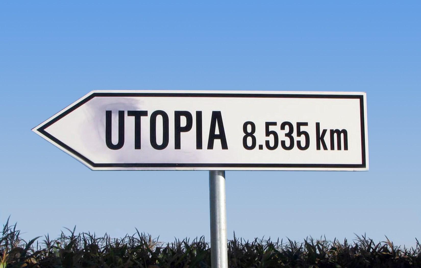 Moeten er nog utopieën zijn?