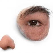 Een veranderd gezicht 'doen': De geleefde ervaringen van mensen die een deel van het gezicht missen