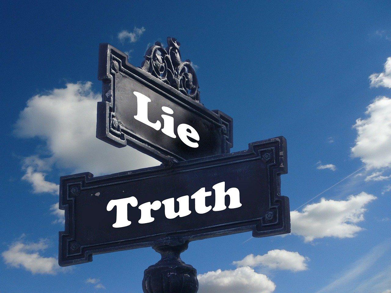 Het drijfzand van de waar(achtig)heid