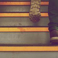 Ode aan een trap